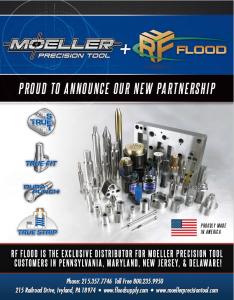 Moeller Precision Tools Distributor
